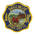 Visit www.cityofgrassvalley.com/departments/fire/fire-department!